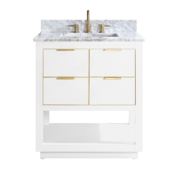 ALLIE 30 in. Vanity