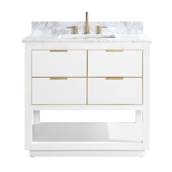 ALLIE 36 in. Vanity