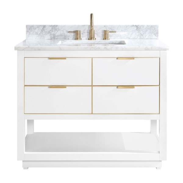 ALLIE 42 in. Vanity