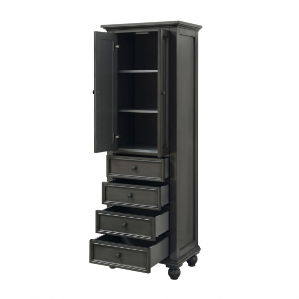 THOMPSON 24 in. Linen Tower