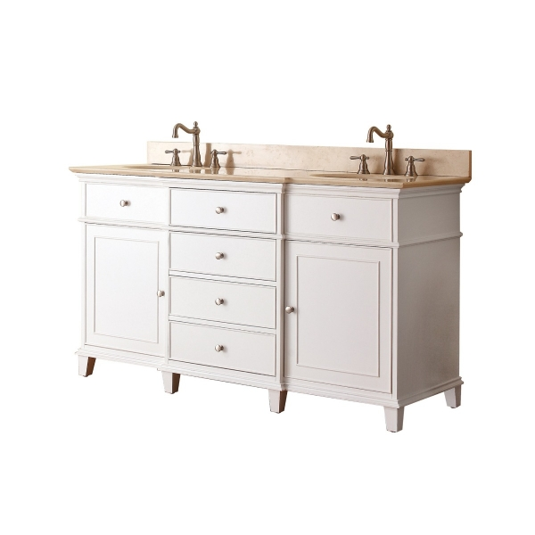 WINDSOR 60 in. Vanity